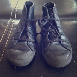 Other - Ralph Lauren leather tennis shoes 9.5M